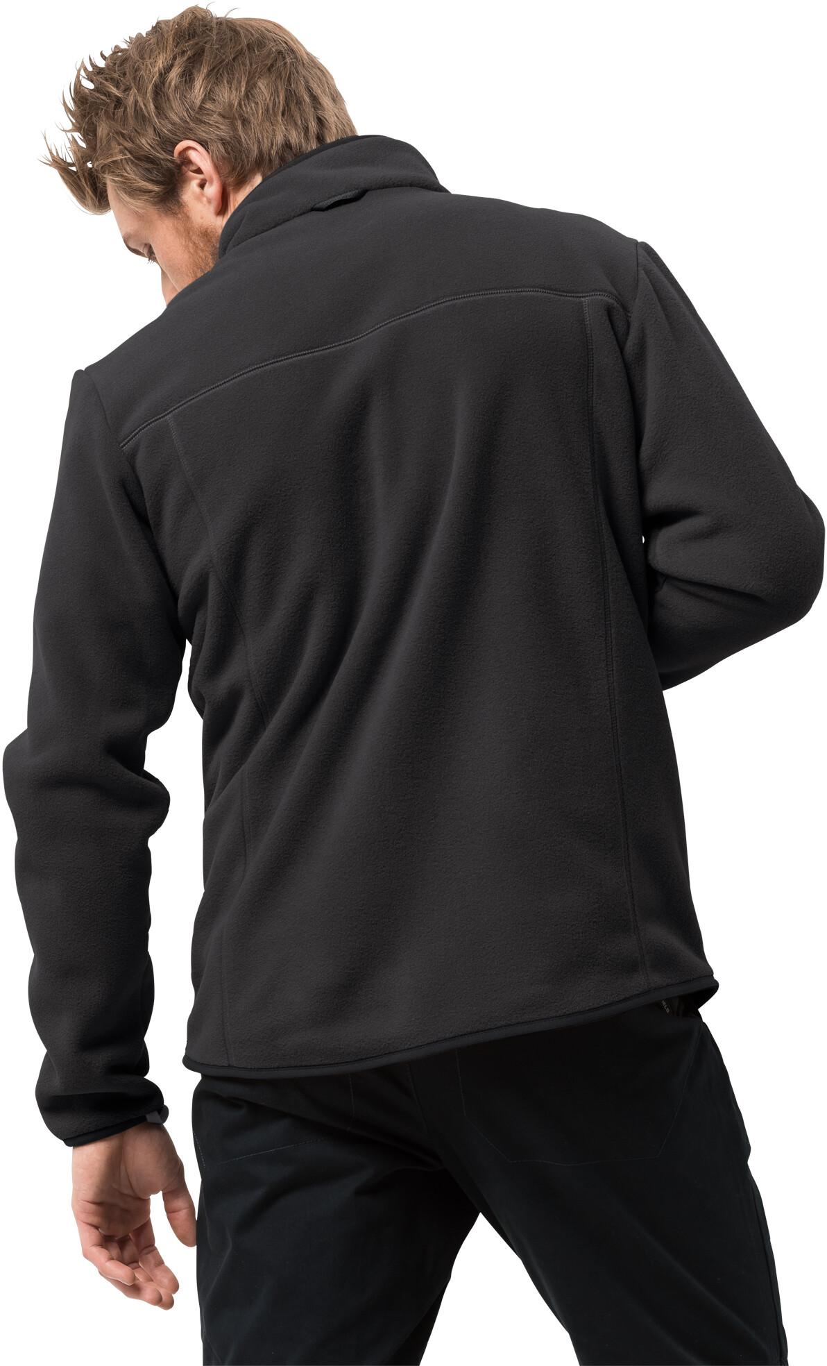 Jack Wolfskin Moonshine Altis Fleece Jacket Men black